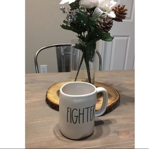 Rae Dunn Fighter Mug